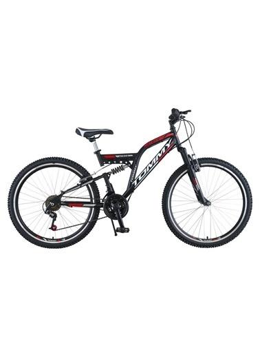 Tommy Bike 24 Double Jant 21 Vitesli Çift Amortisörlü Dağ Bisikleti New Kırmızı